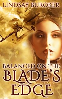 Balanced on the Blade's Edge Book Cover